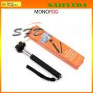 Factory Cheap Monopod Self-portrait Camera Monopod Manufacturer
