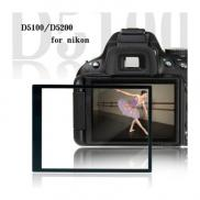 LCD Glass Screen Protector For Nikon D5100 16.2 MP Manufacturer