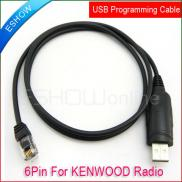 2 Way Radio  USB Programming Cable For KENWOOD Ha Manufacturer