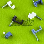 CHF Series Flat Cable Clips And Coaxial Circle Cab Manufacturer