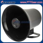 "Hot Sale Plastic 5""  Horn  Speaker Manufacturer"