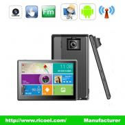 New Android  7 Inch GPS  Navigation With Dvr Manufacturer