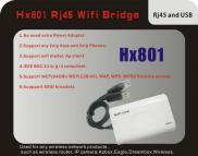 New Free Driver HX801 150mbps Wifi Bridge Rj45 Wir Manufacturer