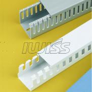 PXC Wiring Duct,PVC Material,heat-resisting Up Tp  Manufacturer