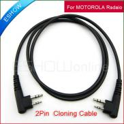 Walkie Talkie Cloning Cable For Motorola GP88 CP20 Manufacturer