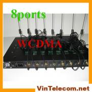 8 Port 3G WCDMA Fixed Wireless Terminal IMEI Chang Manufacturer
