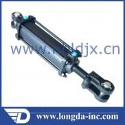 Double Acting Hydraulic Cylinder Of 2500PSI Tie Ro Manufacturer