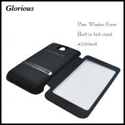 High Capacity 4200mAh Cell Phone Cases Backup Powe Manufacturer