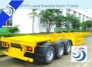 Low Bed Semi Trailer Manufacturer