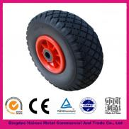 New Hot Sale Wheelbarrow Tire 350-8 Manufacturer
