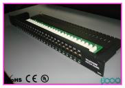 50 Ports Telephone Blank Patch Panel RJ11 Manufacturer