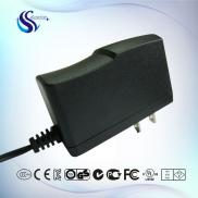 CE Approved AC DC Power Adapter Supply 12V 1A Manufacturer