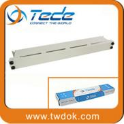 China Manufacturer TEDE 24 Port Patch Panel Manufacturer