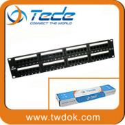 China Manufacturer Wall Mount Patch Panel Manufacturer