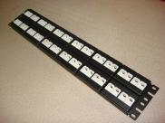 Patch Panel Cat5e 48 Ports Manufacturer