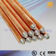 Solid Earthing Rod Manufacturer