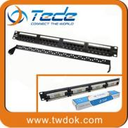 UTP Patch Panel In High Quality Manufacturer