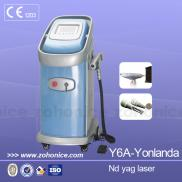 1064  532  Nd Yag Laser  Tattoo Removal Machine Manufacturer