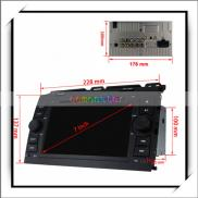 2 DIN Android  Car  DVD Player With 7 Inch Screen, Manufacturer