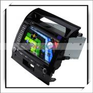 2 Din  8 Inch  Car DVD Player  For Toyota Corolla Manufacturer