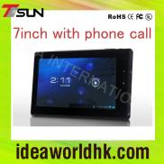 5-point Capacitive  Touch Screen  , Built-in 2G 3G Manufacturer