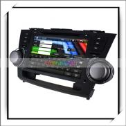8 Inch 2 Din  Car  DVD Player For Toyota Toyota Hi Manufacturer