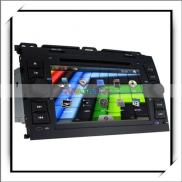 Cheap  Car  DVD Player For Toyota Prado With Touch Manufacturer