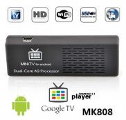 Dual Core MK808 Android 4.1 TV Box Stick Mini PC A Manufacturer