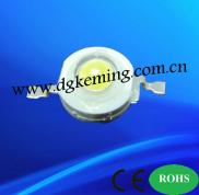 High Power  Led 1W  With Epistar Chip  Warm White  Manufacturer