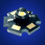 High Power  Led  3W With Epistar Chip Heat Sink Wa Manufacturer