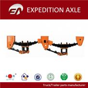 Hot Sale 15T American Type FUWA Trailer Suspension Manufacturer