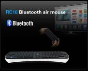 Measy RC16 All-in-one Wireless Bluetooth Air Mouse Manufacturer