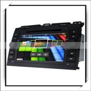 Touch Screen  2 Din  OEM Double  Din Car DVD Playe Manufacturer
