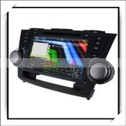 Touch Screen  Car  DVD Player With 2DIN  GPS  Navi Manufacturer