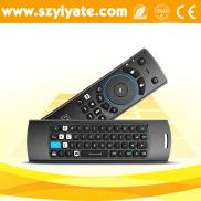Wireless Air Mouse With Keyboard For Computer / TV Manufacturer