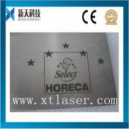 China Factory Price On Steel Surface 20w  Fiber  L Manufacturer