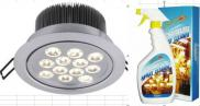 Household LED Light  Cleaner Manufacturer