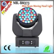 Newest 37*3w Beam Wash Moving Head Light/mini Led  Manufacturer