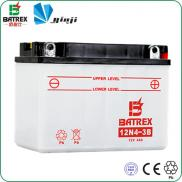 12V4ah Standard Type Motorcycle Battery Manufacturer