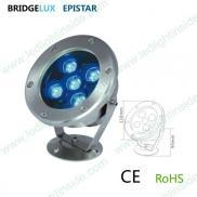 5w Ip68 Underwater Led  Lights  For Small  Fountai Manufacturer
