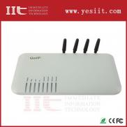 Cheap Crazy Selling Mini  Voip Gateway  With 4 Fxs Manufacturer