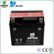 China Motorcycle Battery Manufacturer YTX5L-BS Manufacturer