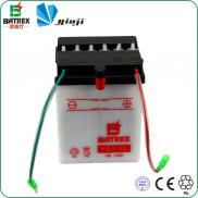 Dry Charged 12V 2.5Ah Mini Motorcycle Battery YB2. Manufacturer