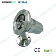 IP68 Fountain  Led Landscape Light  3w Manufacturer