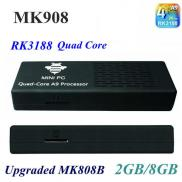 [In Stock] Mini PC MK908 RK3188 Quad Core TV Stick Manufacturer