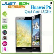 2013 New Arrival Luxury Huawei Ascend P6  Smartpho Manufacturer