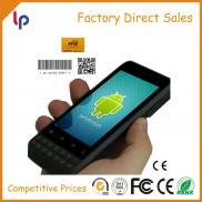 2014 Hot Sale Touch Screen Handheld  Pda  Barcode  Manufacturer