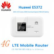4G  LTE Wireless  Router  Mini WiFi Huawei E5372 Manufacturer