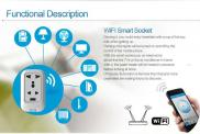 2015 New Wireless Wifi Smart Home Socket Control Y Manufacturer