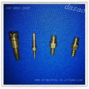 CNC Brass Knurled Nuts Manufacturer